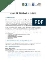 Plan de Calidad 2012-2015 Del Ayuntamiento de Alcobendas