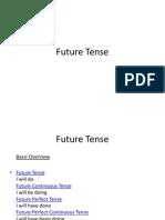 Future Tense Presentation