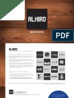 Alniro Credentials