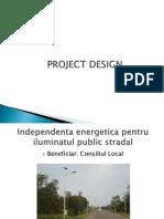 Plan afaceri Iluminat ecologic stalpi stradali