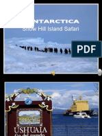 Traveling Antarctica MN