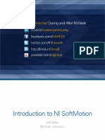 TS8568 Introduction to NI Softmotion