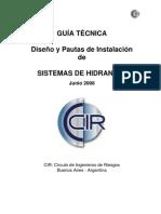 CIR-GT-Sistema de Hidrantes Junio-2008 VF