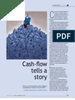 Cash-Flow Tells a Story