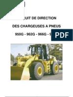 432 - Circuit de Direction Des 950G-962G-966G Et 972G