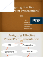 How to Make Effective PPT