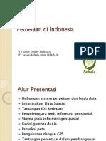 Pemetaan Di Indonesia