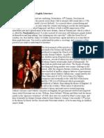 The Neoclassical Period in English Literature