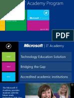 Arkansas IT Academy Presentation_External Updated