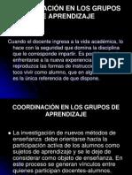 Tecnicas Grupales Centradas en La Tarea