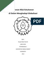 Peranan Nilai Ketuhanan Hamid File