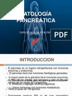 Patología pancreática
