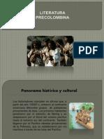 Presentación literatura