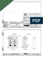 RMA-05-S-04-3059 Plano de Dimensiones y Anclaje