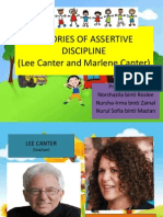 Theories of Assertive Tactics