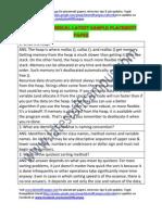 Sapient Sample Technical Placement Paper