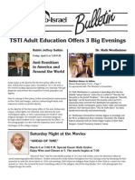 TSTI Bulletin for March 2013