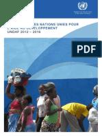 UNDAF STP 2012-2016