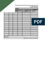 Planilha para Planejamento da Qualidade Analítica