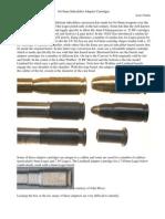 9x19mm Subcaliber Adaptor Cartirdges