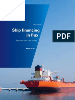 Ship Financing in Flux