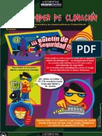 "Comic ""Liga Súper Sec""   #01"