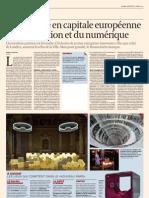 Paris se rêve en capitale européenne de l'innovation et du numérique