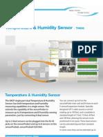 THS00 Dual Temperature Humidity Sensor Copy