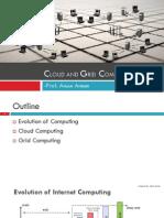 Cloud and Grid Computing