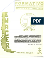 Renacer no. 57 - Abril  -1992