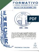 Renacer no. 59 - Octubre 1992