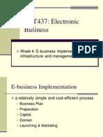 E business lecture