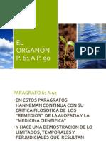 El Organon Ppt