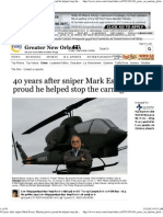 40 Years After Sniper Mark Essex, Marine Pilot is Proud He Helped Stop the Carnage _ NOLA