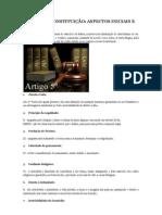 ESTUDO DA CONSTITUIÇÃO aspectos iniciais artigo 5°