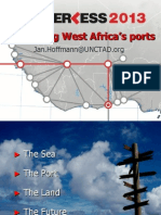 Connecting West Africa's Ports