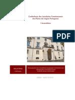 Tribunal Constitucional de Portugal (Conferência das Jurisdições Constitucionais dos Países de Língua Portuguesa, 2010) Fiscalização da Constitucionalidade