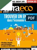 Terra Eco Emploi Vert 2012 2013