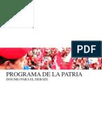 Plan Nacional Simón Bolivar 2013 - 2019