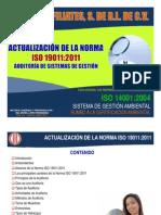 10o. Actualizacion de La Norma Iso 19011 2011