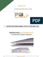 Prezentare Completa CONCREWALL Pb Panel Construct RO