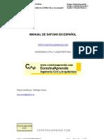 Manual Sap2000 Es