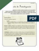 Manual de Partes proyecto de Investigacion
