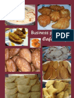 Cafe Bangla - Business Plan