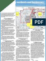 Leduc County Open Letter to Residents on Edmonton's Annexation bid