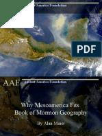 Book of Mormon & Mesoamerica
