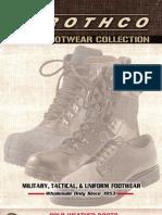 Rothco Boot Catalog