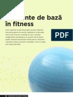 Elemente de baza in fitness