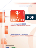 Programa EXPORH 2013