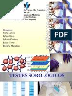 Slides de Microbiologia